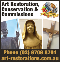 Art Restoration, Consertation and Commissions