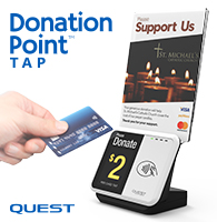 Quest Donation Point Tap