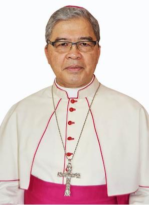 Apostolic Nuncio Adolfo Tito Yllana
